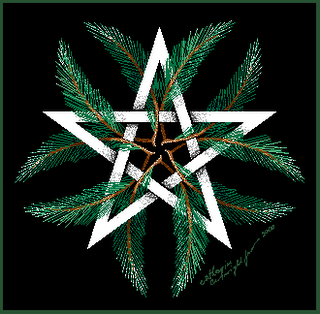 Paganism wallpaper called Yule