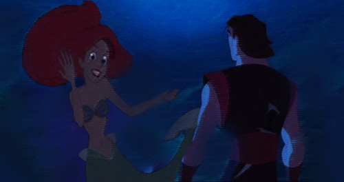 ariel and sinbad