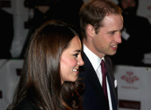 Prince William and Kate Middleton wallpaper containing a business suit entitled at the Royal Albert Hall
