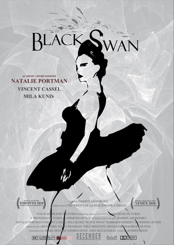 black swan movie cover