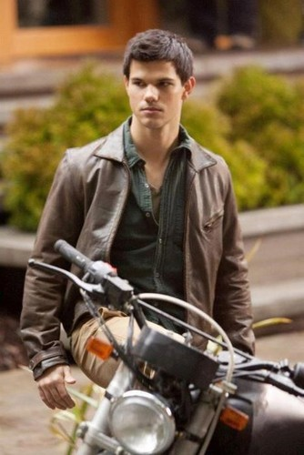 Jacob Black wallpaper probably containing a motorcyclist and a motorcycle cop entitled breaking dawn still