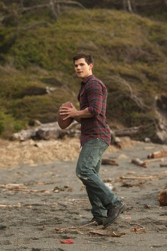 breaking dawn still - jacob-black Photo