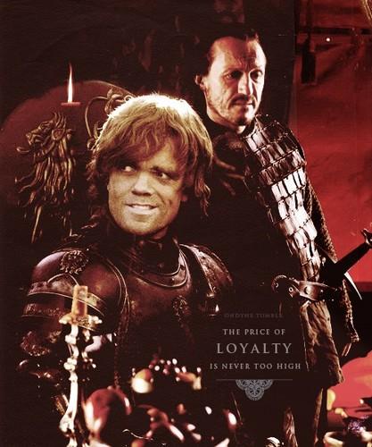 Bronn & Tyrion