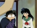 hit the monk - inuyasha-and-ranma-1-2 screencap