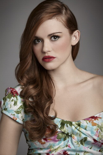 holland roden Photoshoots in 2011