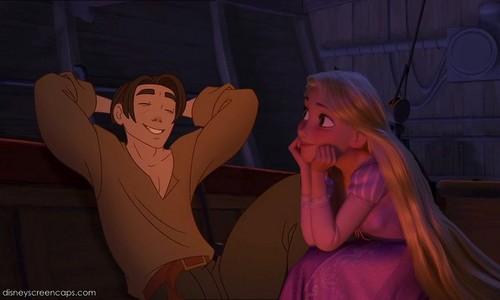 jim and rapunzel