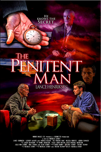 movie poster: the penitent man (with andrew keegan)