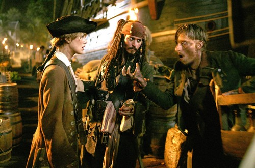 Pirates of the Caribbean wallpaper titled potc <3