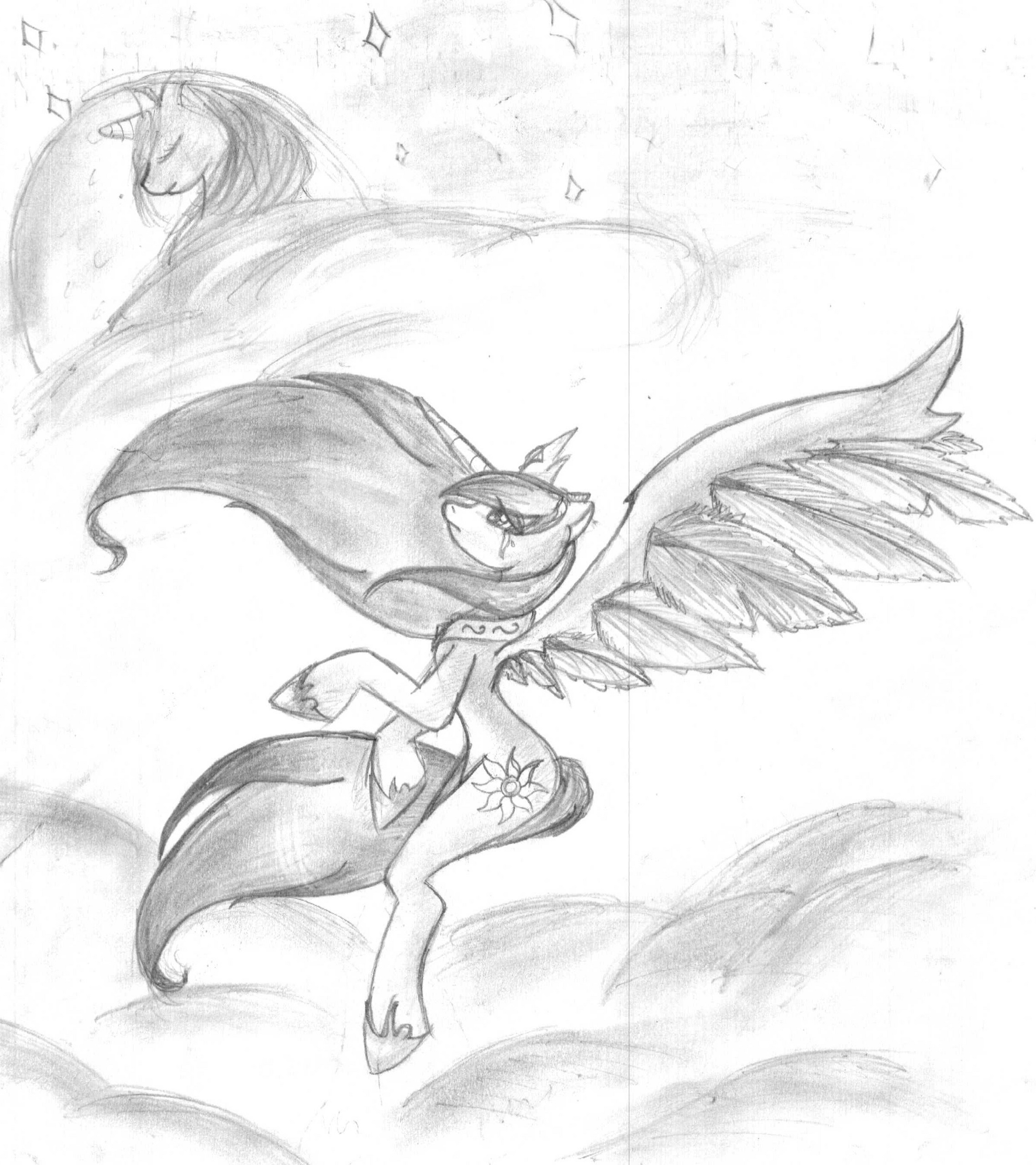 Prinzessin Celestia Ausmalbilder : Free Coloring Pages Of Celestia My Little Pony 17 Best Ideas About