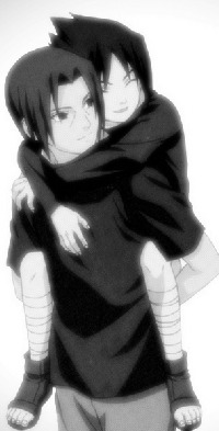 sasuke and itachi