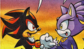 shadow and blaze