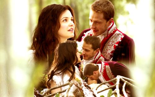 snow white & charming
