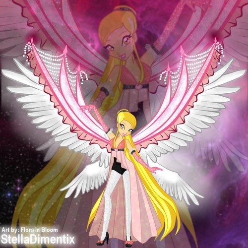 stella dimentix - the-winx-club Fan Art