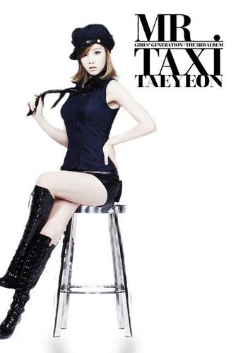 taeyeon Mr.Taxi