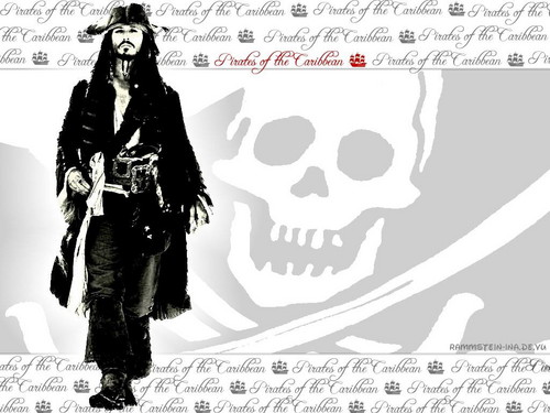 Pirates of the Caribbean wallpaper called ♥ POTC ♥