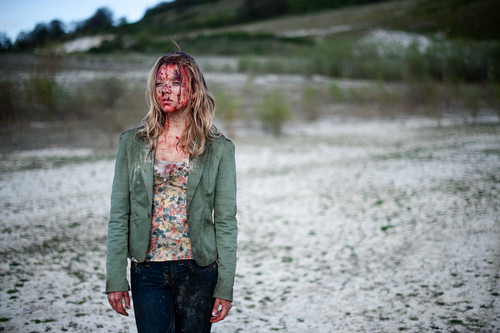 """The Fades"" Production Stills"