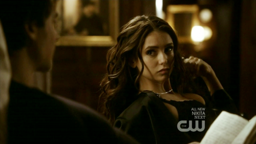 ❥ damon salvatore & katherine pierce - damon-and-katherine Screencap