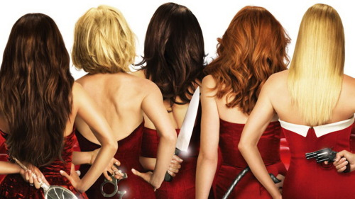 ►desperate housewives;