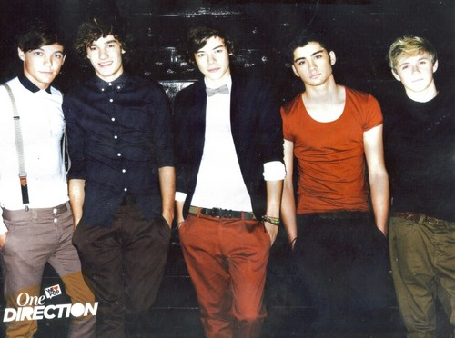 1D in 'We ♥ Pop' magazine!