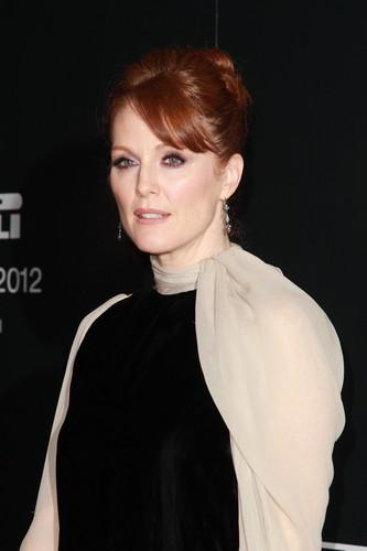2012 Pirelli Calendar Gala 晚餐 [December 6, 2011]