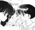 Akane and Kagome ( Mangas) _ ( inuyasha, Ranma 1 2)