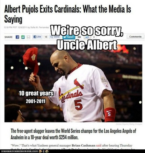 Albert Pujols: 10 Great Years on the St. Louis Cardinals