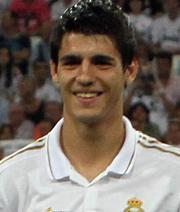 Alvaro Morata Pics