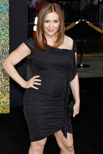 "Alyssa - ""New Years Eve"" Los Angeles Premiere - December 5. 2011"