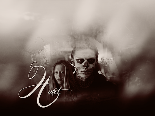 American Horror Story images Tate & Violet HD wallpaper and background photos