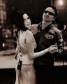 Andrea and Bono