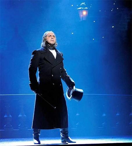 Andrew Varela as Javert