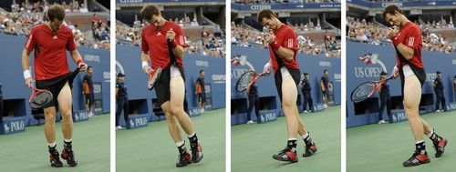 Andy Murray underwear