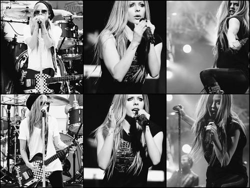 Avril Lavigne - Live 2011