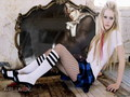 Avril Lavigne & Squall Leonhart