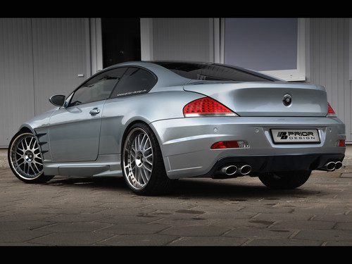 BMW 6 SERIES door PRIOR DESIGN