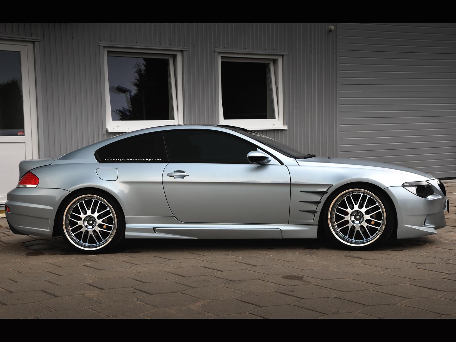 BMW 6 SERIES BY PRIOR DESIGN