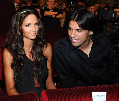 Baros wife - wags Photo