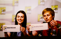 Bradley James & Katie McGrath