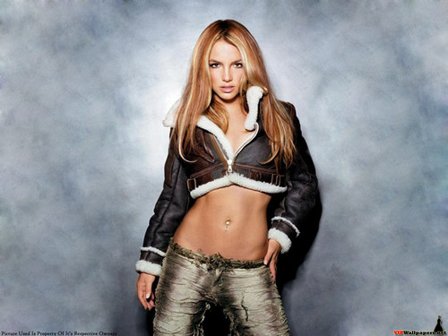 Britney Spears wallpaper probably containing a hip boot, a well dressed person, and an outerwear called Britney Spears