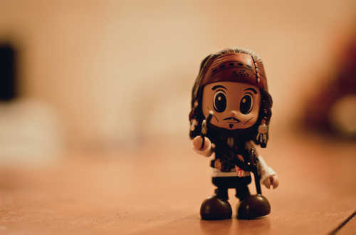 Captain Cartoon~ - captain-jack-sparrow Fan Art