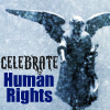 Human Rights تصویر possibly containing a فاؤنٹین, چشمہ titled Celebrate Human Rights شبیہیں