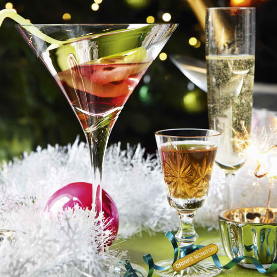 wodka martini drink