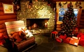 Christmas home - daydreaming wallpaper