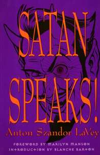 Anton Szandor LaVey wallpaper containing anime titled Church Of Satan Book Collection