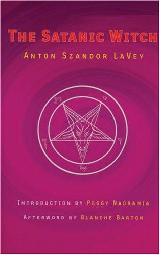 Anton Szandor LaVey wallpaper probably with a sign entitled Church Of Satan Book Collection