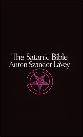 Anton Szandor LaVey wallpaper probably containing a sign entitled Church Of Satan Book Collection
