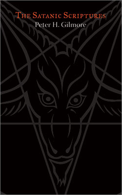 Anton Szandor LaVey fondo de pantalla titled Church Of Satan Book Collection