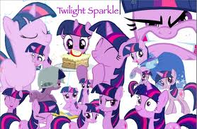 Twilight Sparkle. Nuff said.