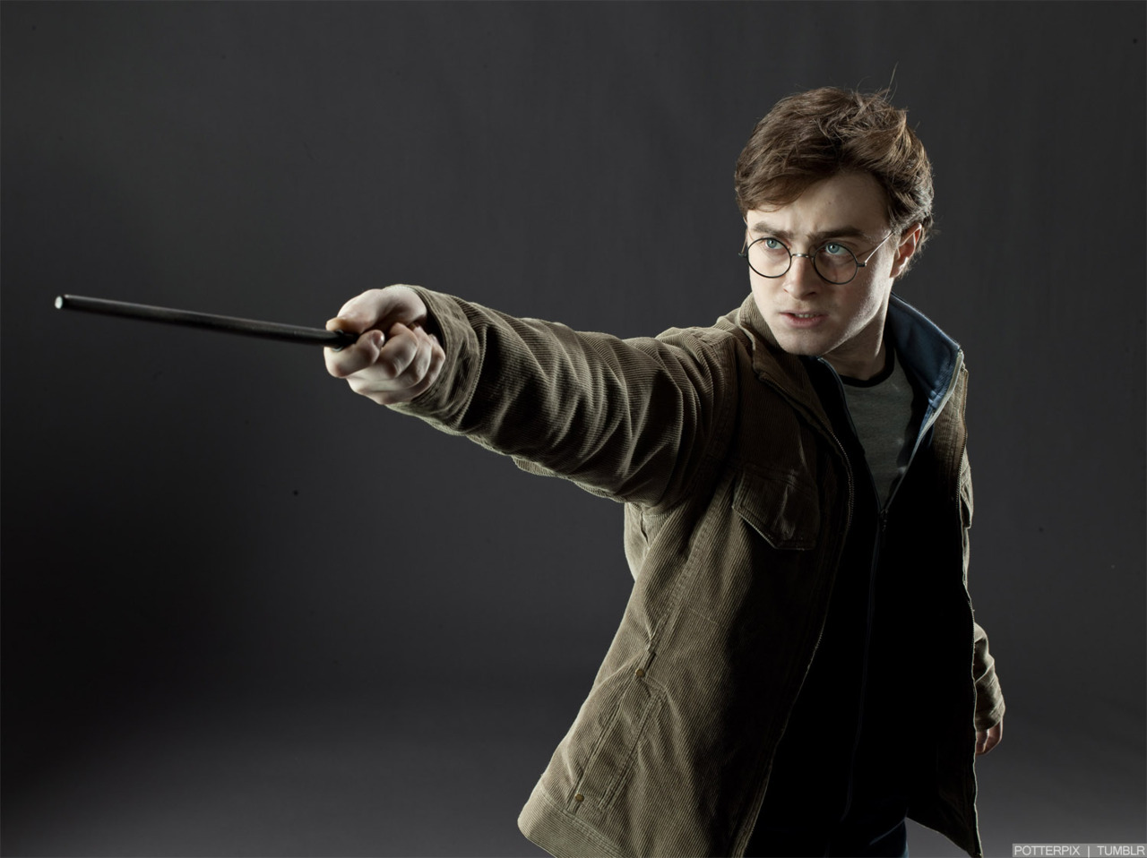 Daniel Radcliffe Harry Potter And The Deathly Hallows Part 2 Deathly Hallows Part 2...