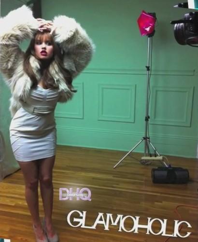 Debby In Glamholic!